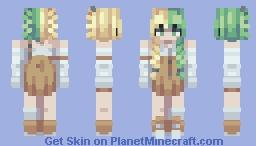 Twixxed - Fanskin Minecraft Skin