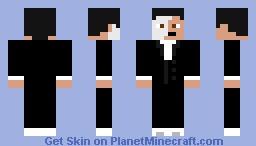 twisted person Minecraft Skin