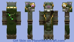 Twitch - League of Legends Minecraft Skin