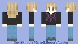 Vanguard, Constant Disappointment Minecraft Skin