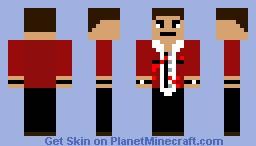 Tyler Durden Minecraft Skin