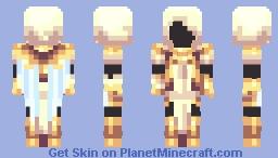 Tyrael Minecraft Skin