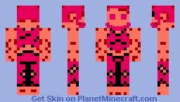 Barbarian (Ultima Exodus NES) Minecraft Skin