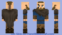 Ubbe Lothbrok {Season 6} Minecraft Skin