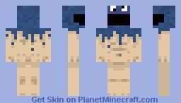 COOKIE MONSTA! Minecraft Skin