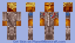 X-Com Enemy Unknown UFO Defence Minecraft Skin