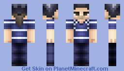 The skin of Ear Minecraft Skin