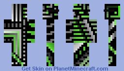 Ultra Modern Ninja Minecraft Skin