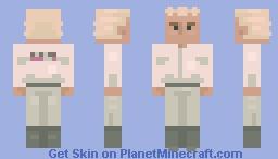 Ulysses - U7 Minecraft Skin