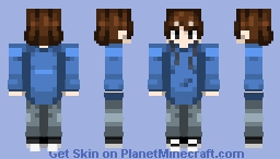 Fed Production's ~ Fed ~ Minecraft skin! Minecraft Skin