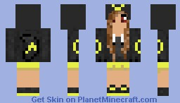 pokemon girl Minecraft Skin