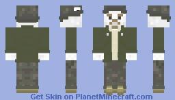 "Profile Picture ""Re-Done"" Minecraft Skin"