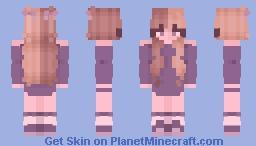 𝚞𝚗𝚍𝚎𝚛 𝚝𝚑𝚎 𝚖𝚘𝚘𝚗𝚕𝚒𝚐𝚑𝚝 - gift Minecraft Skin