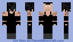 The Undertaker Minecraft Skin