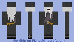 Undertaker Minecraft Skin