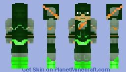 Unidentified Male | Future Swash Minecraft Skin