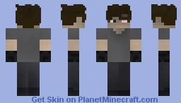 Unknown Guy [Greates update] Minecraft Skin