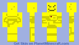 ???? - Unknown Foreign Dead Object or Creature Minecraft Skin