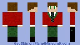 Schoolkid Minecraft Skin