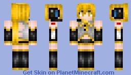 (Vocaloid) ♥Akita Neru♥ Minecraft