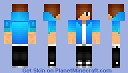 The Guy! -Boy V1- Minecraft Skin