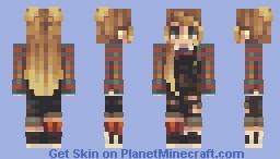 its faaaaaLL Minecraft Skin