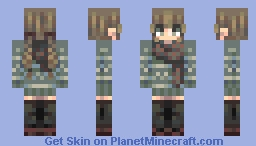 its ffffffffinally sweater season (the preview makes it look trASH) Minecraft Skin