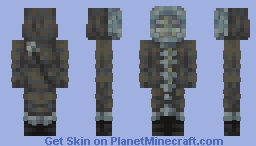 ice ice mammoth Minecraft Skin