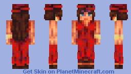 pauline Minecraft Skin