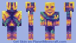 rawr xd Minecraft Skin
