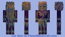 totem pole dancer Minecraft Skin