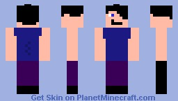 awesome Minecraft Skin