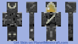 iron assassin Minecraft Skin