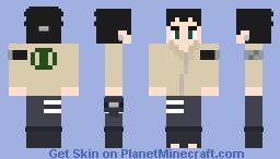 Shikadai - Boruto - Naruto next generations Minecraft Skin