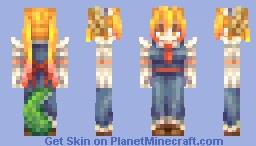 you saved me Minecraft Skin