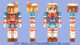 scoops ahoy Minecraft Skin