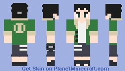 Shikadai V3 Minecraft Skin