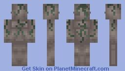 Stone - The Forgotten [50 Subs] Minecraft Skin