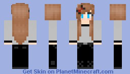 ♥ Shubunkinn ♥ Winter Cutie Minecraft Skin
