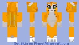 MrStampyCat (Fidget) Minecraft Skin