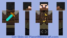 Latest me Minecraft Skin