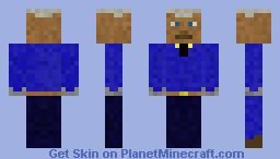 [Respect the Elders] Old Fellow Minecraft Skin