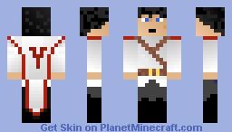 Thraben Sentry Minecraft Skin