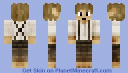 Hobbit [Request] Minecraft Skin