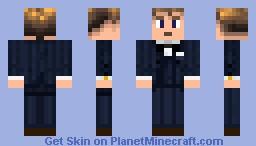 Jay Gatsby Minecraft Skin