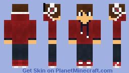Boy! ~ Ⓑⓤⓣⓣⓔⓡⓒⓡⓤⓜⓑⓛⓔ Minecraft Skin