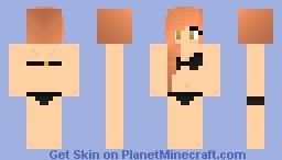 Bikini Girl Minecraft Skin