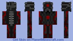 Lord of machines Minecraft Skin