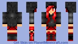 Redhead hoody Minecraft Skin