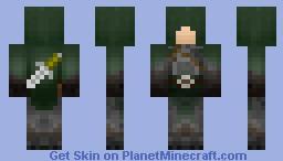 Jorg Minecraft Skin